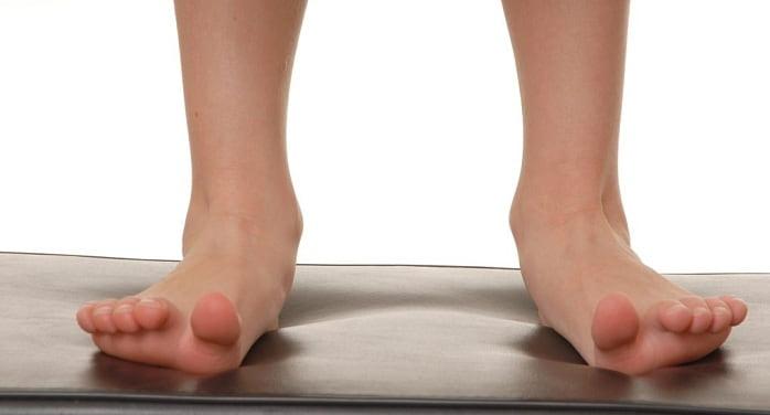 اختلال در عملکرد انگشتان پا به علت سکته مغزی