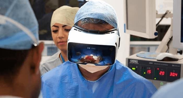بهبود روند جراحیها به کمک واقعیت مجازی