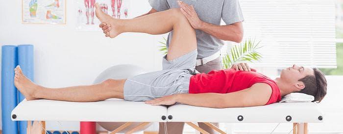 درمان در رفتگی لگن با فیزیوتراپی