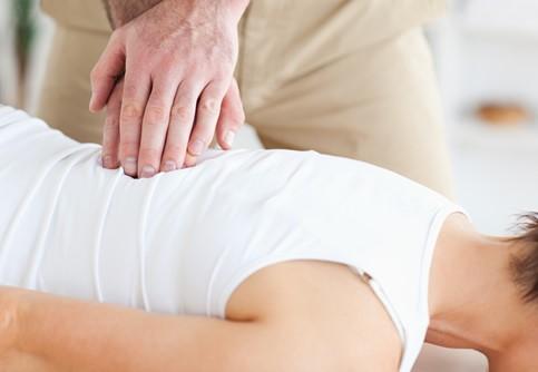 درمان دستی و حرکت ستون فقرات