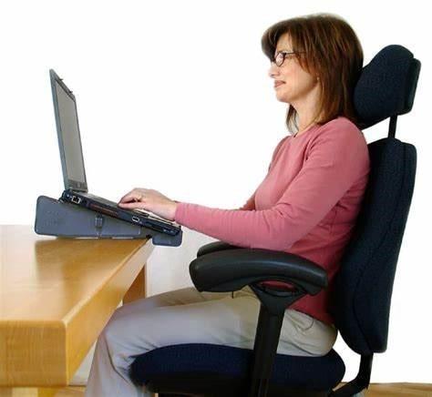 صندلی برای کاهش درد کمر