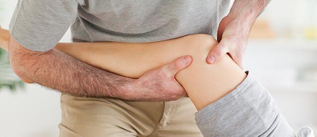 درمان زانو درد عصبی با درمان دستی