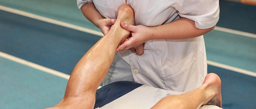 فیزیوتراپی تاندون آشیل (درمان چسبندگی تاندون به استخوان مچ پا)