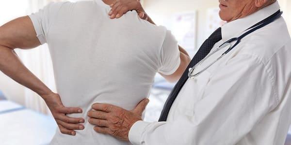 فیزیوتراپی برای درمان اسپاسم کمر