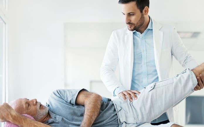 فیزیوتراپی برای درمان آرتروز لگن