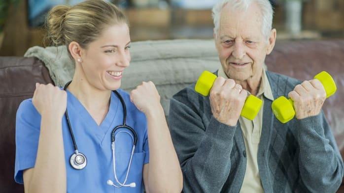 نقش فیزیوتراپی و ورزش در درمان مشکلات حرکتی و تعادل بیماران ام اس