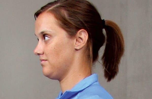 وضعیت مناسب سر در حین راه رفتن برای درمان گردن درد