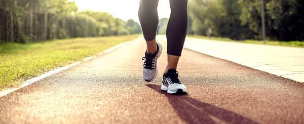 پیادهروی برای درمان روماتیسم زانو