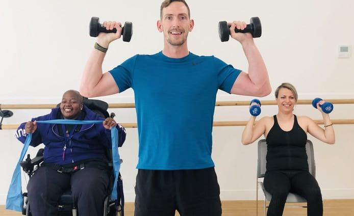 چگونه می توان قدرت عضلانی را در بیماران مبتلا به MS افزایش داد