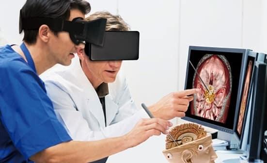 چگونه واقعیت مجازی به کمک مغز میآید