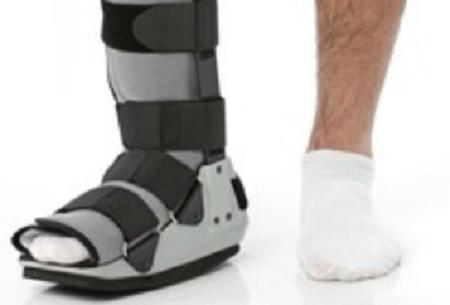 کاهش فشار وارده بر پا