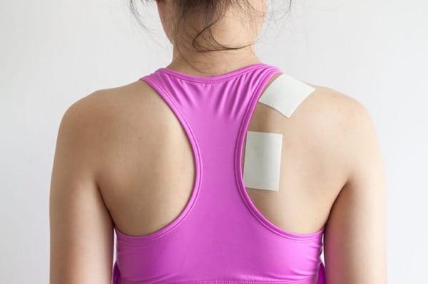 کرمها و پچهای عضلانی برای درمان کمر درد