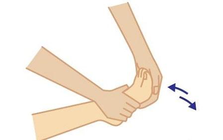 تمرینات ورزش مخصوص انگشتان پا پس از سکته مغزی