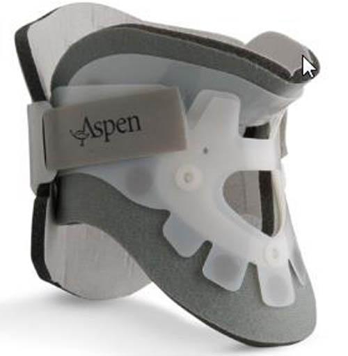 گردنبند طبی آسپِن