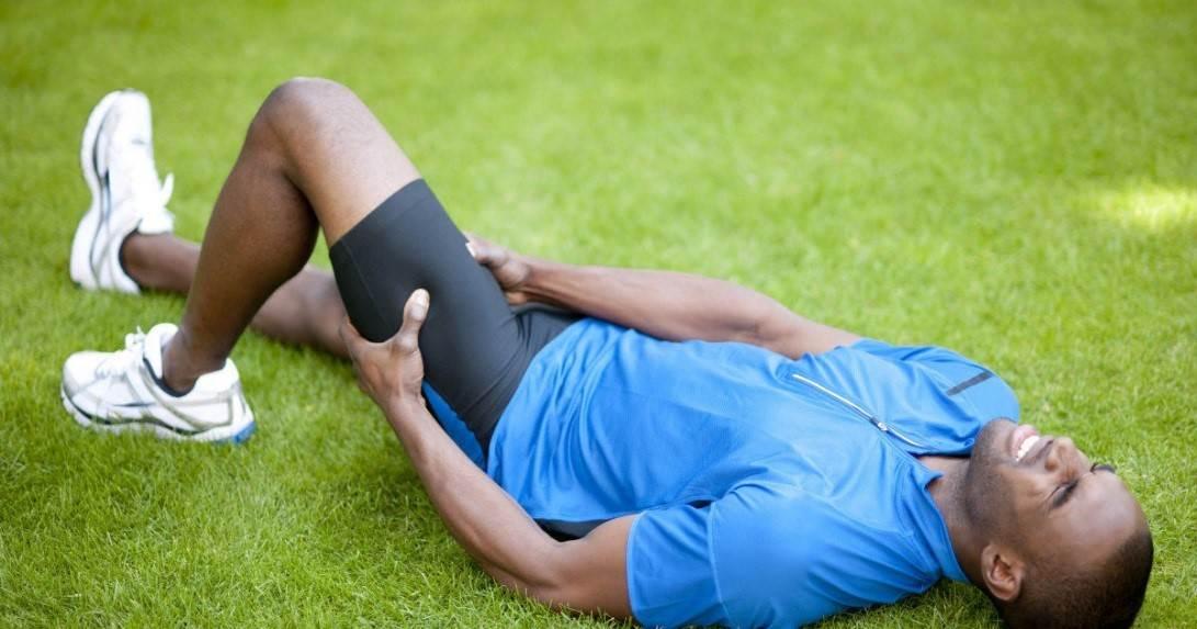 گرفتگی عضله کمر