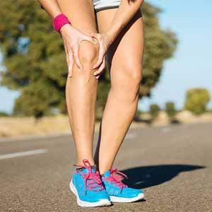 زانوی دوندگان(سندرم پاتلوفمورال) ناشی از اختلال عضلاني و بيومکانيکي